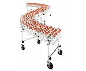 ACCORDIAN EXPANDABLE CONVEYOR